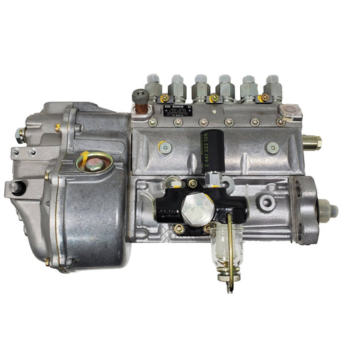 0-400-846-573 (0400846573) Rebuilt Bosch Injection Pump Fits Navistar DT466 Diesel Engine - Goldfarb & Associates Inc