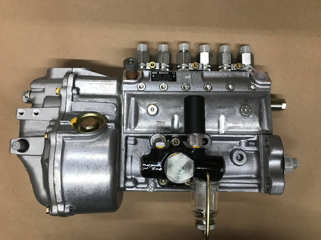 FCX845RX Rebuilt Cummins AFC Variable Speed Right Hand Injection Pump - Goldfarb & Associates Inc