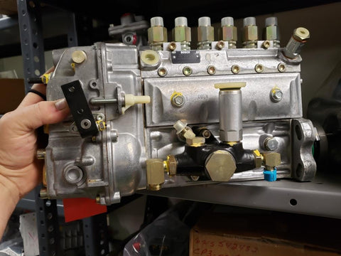 0-400-876-357 (0400876357) Rebuilt Bosch Injection Pump fits John Deere Engine - Goldfarb & Associates Inc