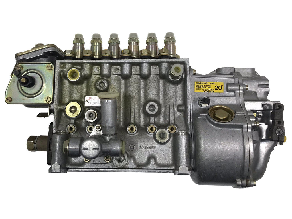 Bosch Diesel Fuel Injection OEM Pump Fits Volvo Engine 0-401-846-516 (04881528) - Goldfarb & Associates Inc