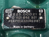 0-401-846-921 (0401846921) (PE6P110A320RS3197) Bosch MW Fuel Injection Pump Fits Volvo Engine - Goldfarb & Associates Inc
