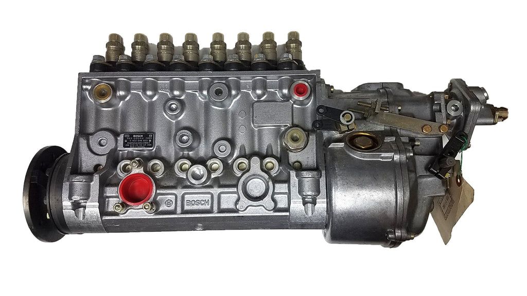 0-402-648-833 (0402648833) (06300042C053; 016 074 26 02 EP 4311) Remanufactured Bosch Marine Injection Pump - Goldfarb & Associates Inc