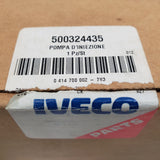 0-414-700-002 (500324435 / 0414700002) New Bosch EUI PDE30 Fuel Injector Fits Iveco Diesel Engine - Goldfarb & Associates Inc