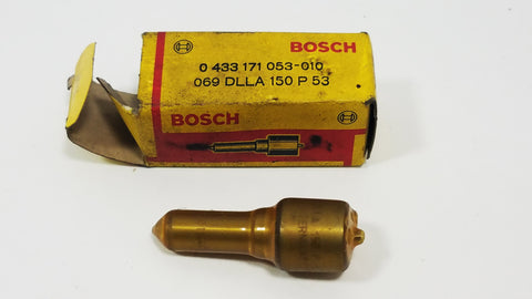 0-433-171-053N (DLLA150P53) New Bosch Nozzle - Goldfarb & Associates Inc