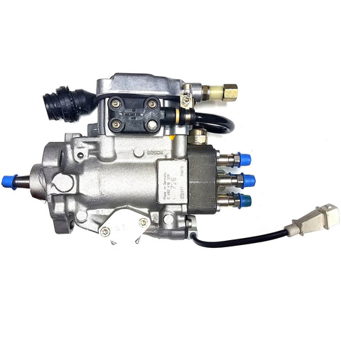 0-460-416-999 (0460416999; 748710) Rebuilt Bosch 6 Cylinder Injection Pump Fits Diesel Fuel Engine - Goldfarb & Associates Inc
