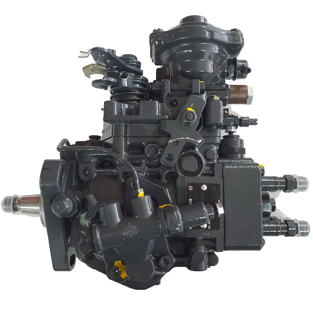 0-460-424-055 (0460424055) (3917530) Rebuilt Bosch VE4 Injection Pump Fits Cummins Engine - Goldfarb & Associates Inc