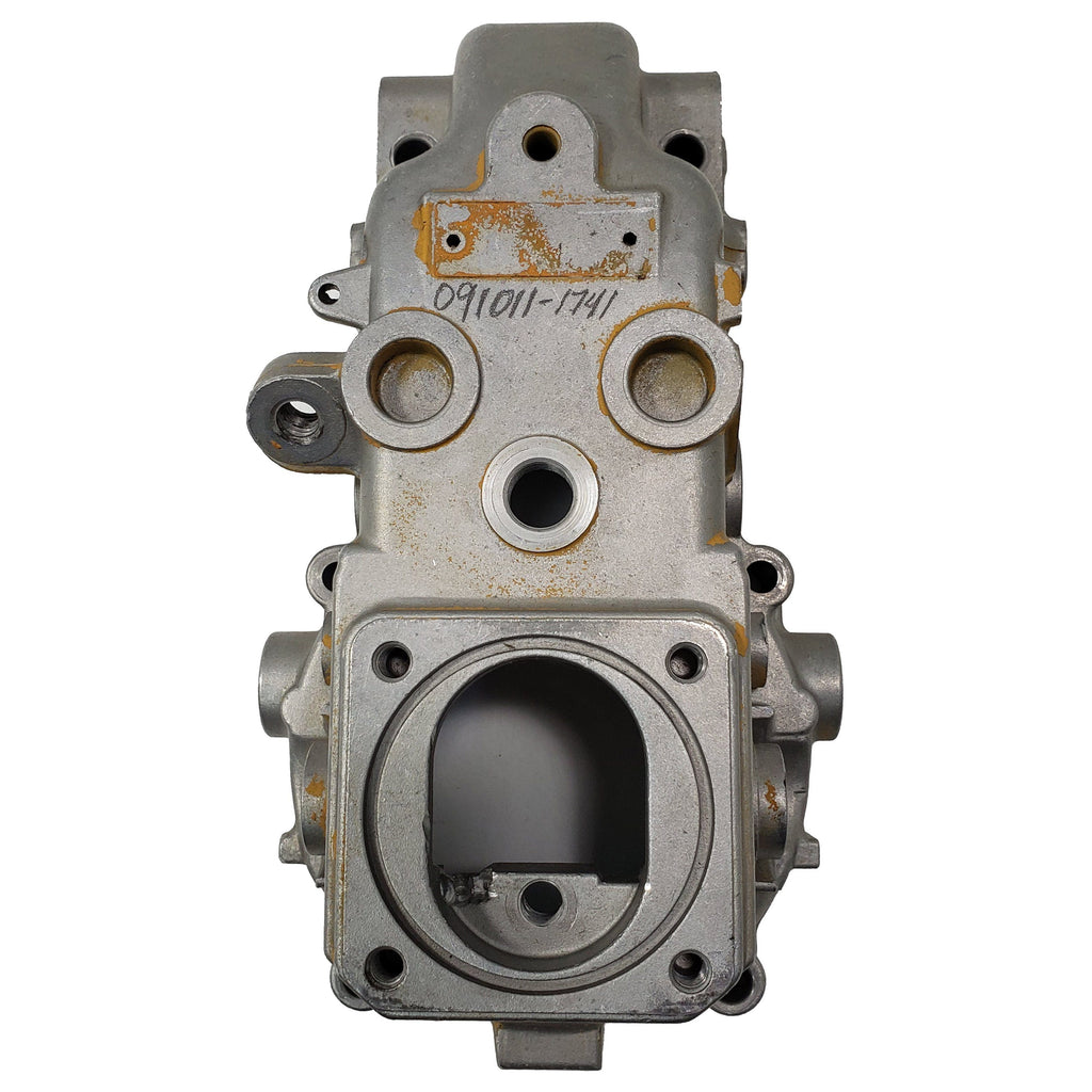 091011-1741 Rebuilt Nippondenso Diesel Engine Fuel Injection Pump Governor Repair Housing