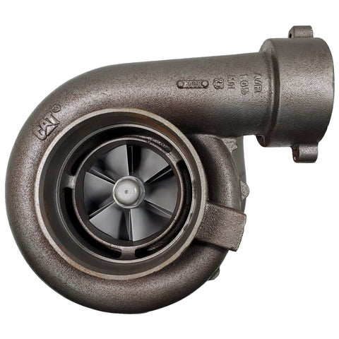 0R7191 (452705-0002) Rebuilt Garrett GT6041BL Turbocharger fits Caterpillar 3516B Engine - Goldfarb & Associates Inc