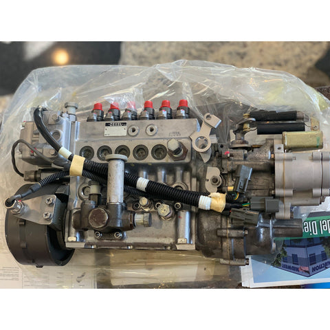 107691-2221 (567R904971) Rebuilt Zexel Tics Injection Pump Fits Diesel Fuel Truck Engine - Goldfarb & Associates Inc