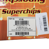 1715SC New Superchip MAX Micro Tuner Fits 96-03 Ford V8 E & F Series, SUV Gas Engine