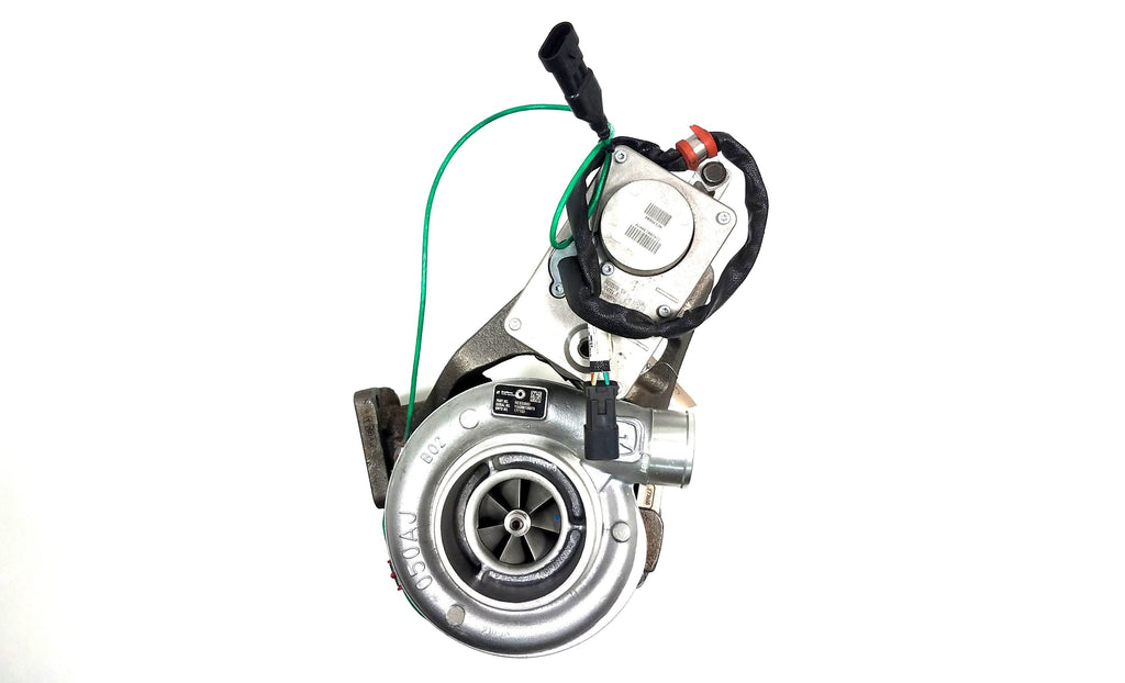 177153 (RE535680) New BorgWarner Turbocharger Fits John Deere S300V131 Engine - Goldfarb & Associates Inc