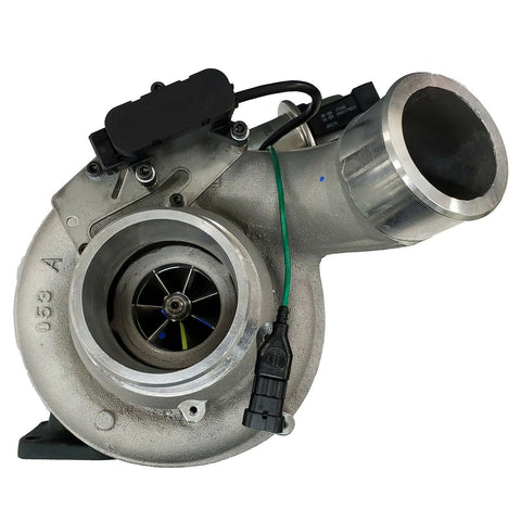 New BorgWarner S430V Diesel Turbocharger Fits Mack Engine 177594 (631GC5176DM8) - Goldfarb & Associates Inc