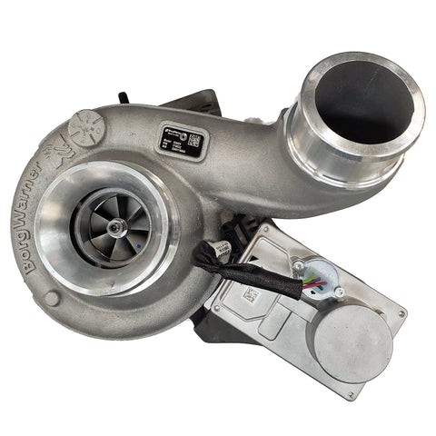 New BorgWarner S300V VGT Diesel Turbocharger Fits Navistar Engine 179032 (479033) - Goldfarb & Associates Inc