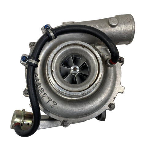 1830497C92R Rebuilt Navistar GT37 Turbocharger Fits Diesel Truck Engine - Goldfarb & Associates Inc