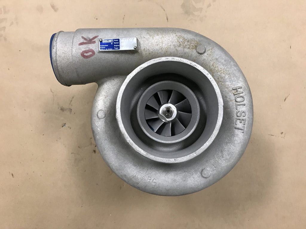 3521529 New Holset HT4B Cummins Turbocharger - Goldfarb & Associates Inc