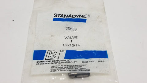 26833 New Stanadyne D/Valve - Goldfarb & Associates Inc