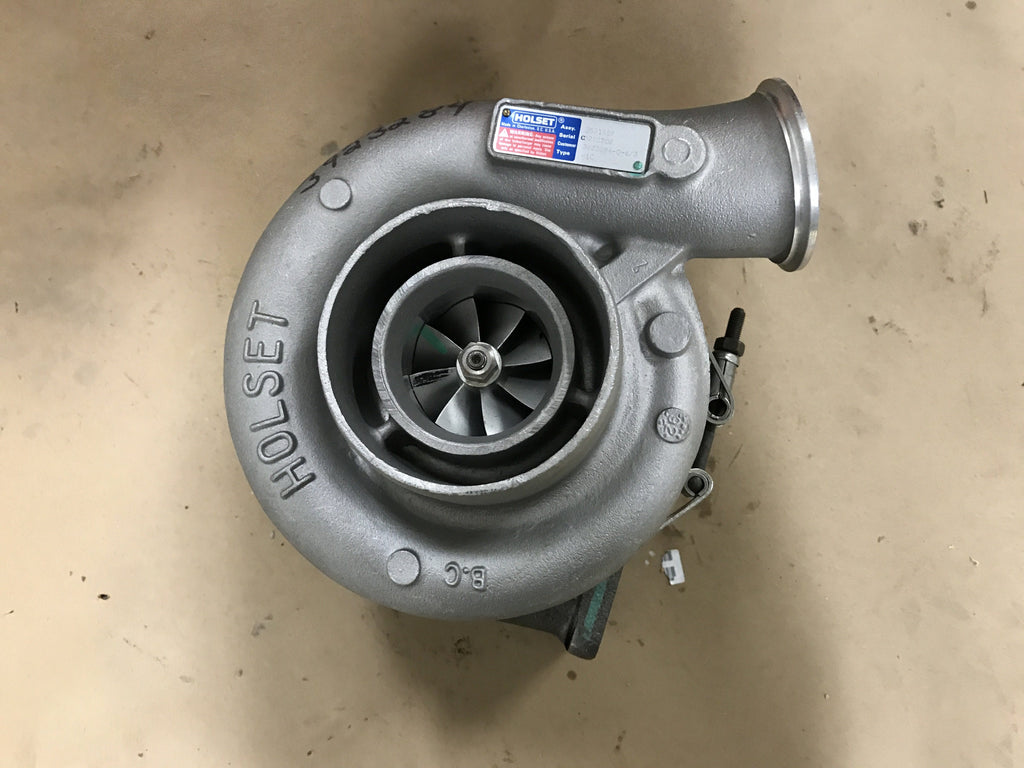 3531457 (3923284) New Holset H1C Cummins Turbocharger Fits 6BT Engine - Goldfarb & Associates Inc