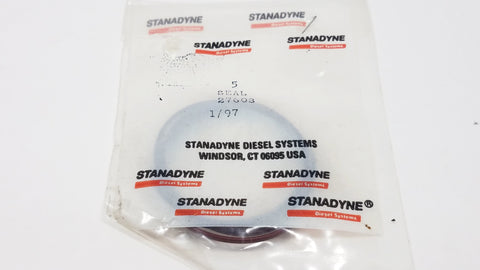 27608 New Stanadyne Pump Seal - Goldfarb & Associates Inc