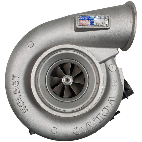 2835372 (3889734) Rebuilt Holset HE551W Turbocharger - Volvo Penta MD13 602HP Engine - Goldfarb & Associates Inc