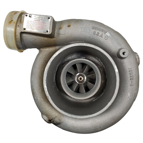 New Holset T46 Diesel Performance Turbocharger Fits Cummins Engine 3027973 (3801994) - Goldfarb & Associates Inc