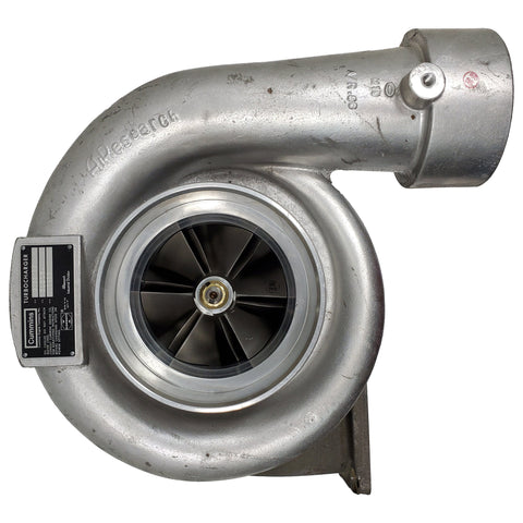 3032189 (3801559) New AiResearch T18A83 Diesel Turbocharger Fits Cummins Engine - Goldfarb & Associates Inc