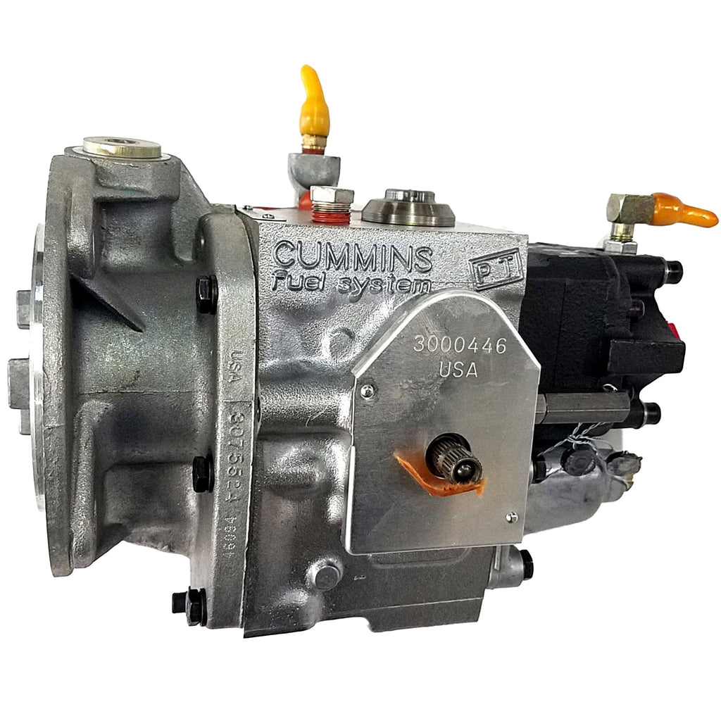 3072110-4606 New Cummins AFC Right Hand Dual Spring Injection Pump - Goldfarb & Associates Inc