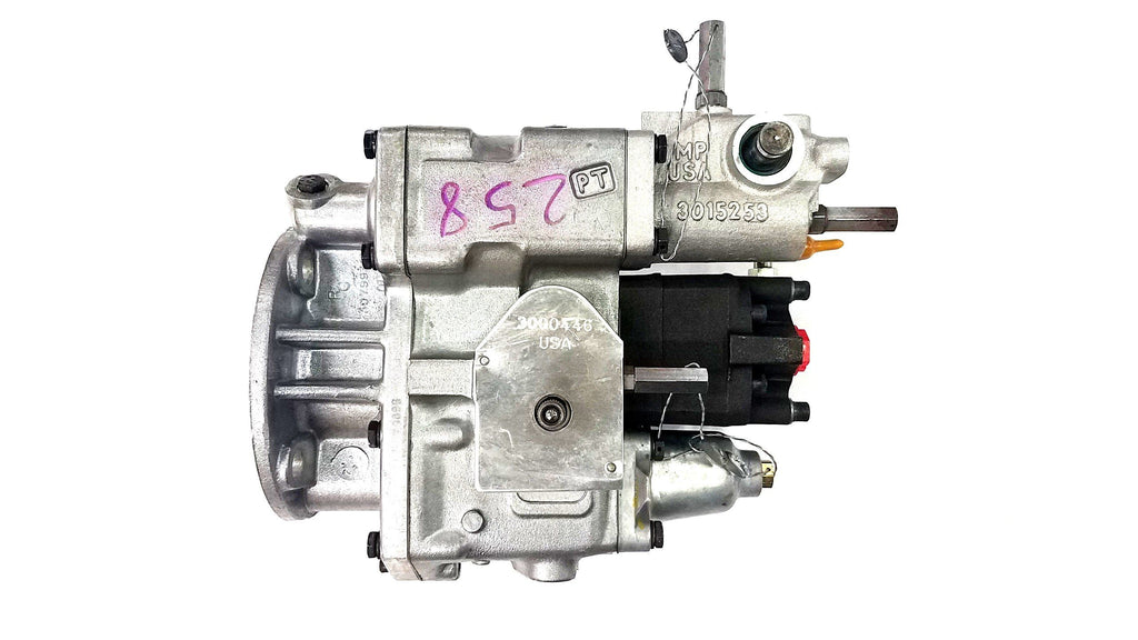 3076969-B417 (3085221) New Cummins AFC Variable Speed EDC Right Hand Inj Pump - Goldfarb & Associates Inc