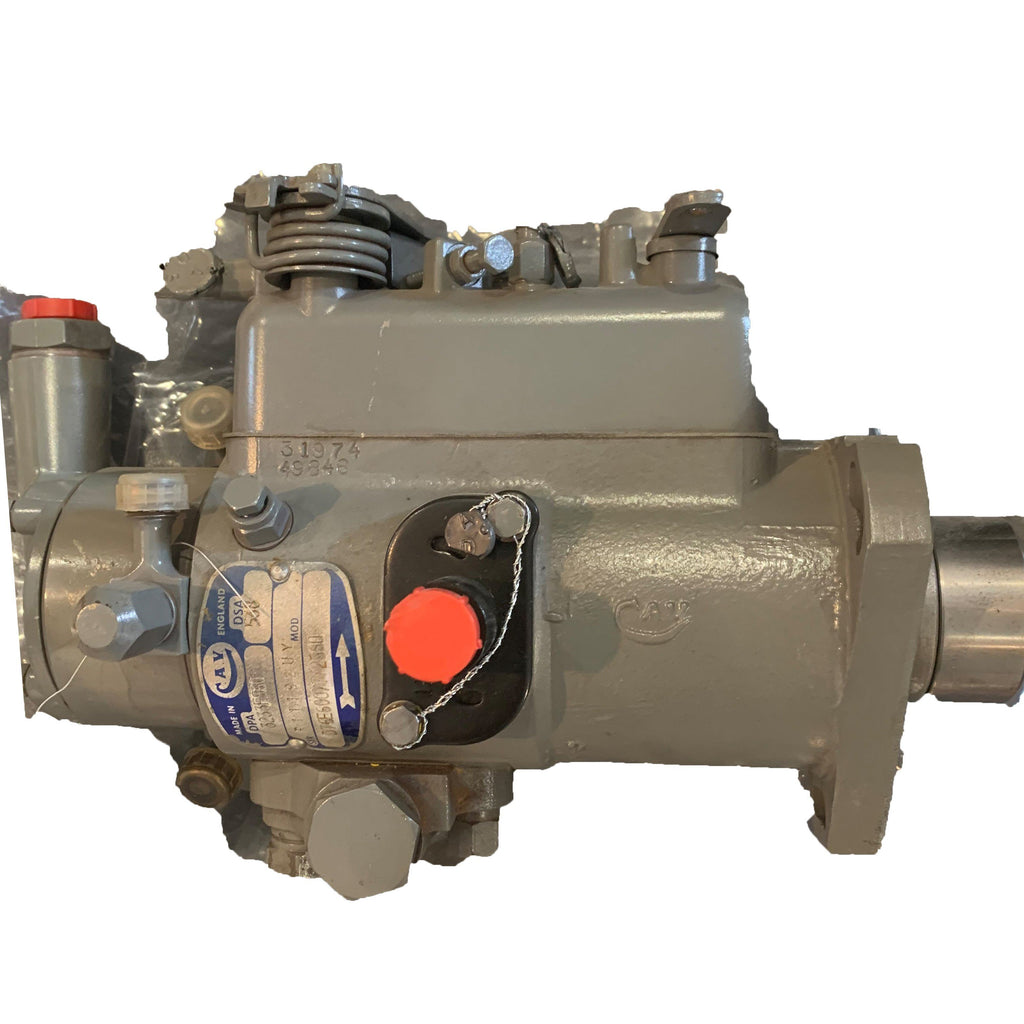 3233F860 (E0NN9A543JB) Rebuilt Delphi Injection Pump fits Perkins Engine - Goldfarb & Associates Inc