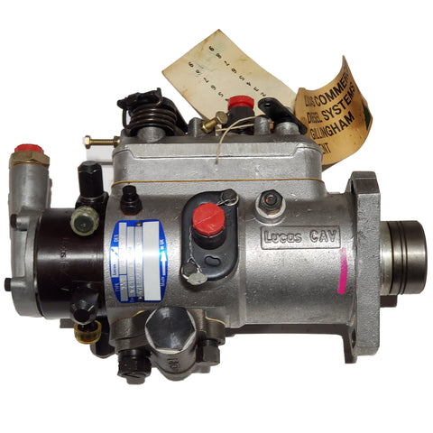 3348F590 (89NY9A543BA) New Lucas CAV DPA Fuel Injection Pump Fits Ford Diesel Engine - Goldfarb & Associates Inc