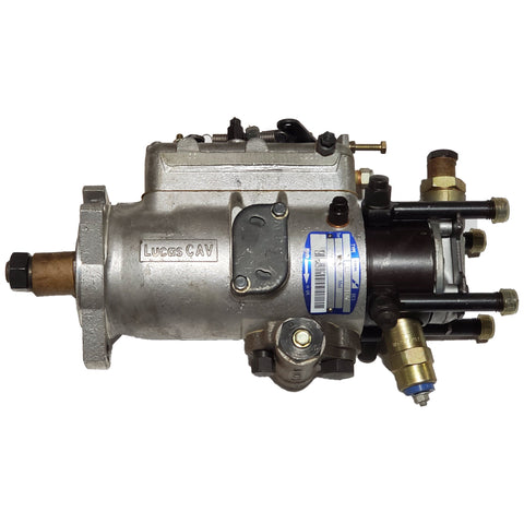 3348F710 (612264D) New Lucas CAV DPA Fuel Injection Pump Fits Ford Diesel Engine - Goldfarb & Associates Inc