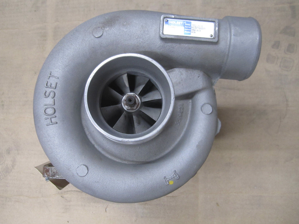 3521816 (3521817) New Holset HC3B Cummins Turbocharger Fits NT855 Engine - Goldfarb & Associates Inc