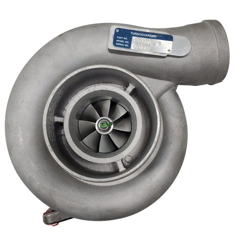 3524034 (J919199; 3802303) Rebuilt Holset H1E Turbocharger Fits Cummins 6CTA 8.3L Engine - Goldfarb & Associates Inc
