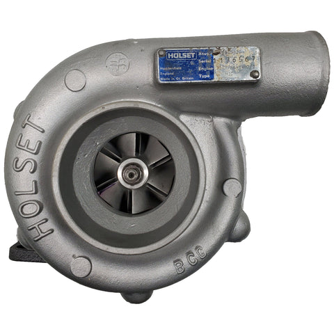 3525103 (3802298) Rebuilt Holset H1C Turbocharger fits Cummins 6BT Diesel Engine - Goldfarb & Associates Inc