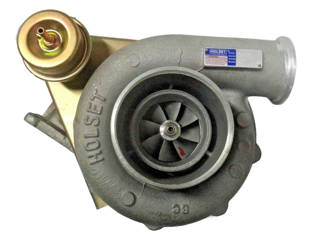 3531822 (3531823) New Holset WH2D Cummins Turbocharger Fits L10 LCNG Diesel Engine - Goldfarb & Associates Inc