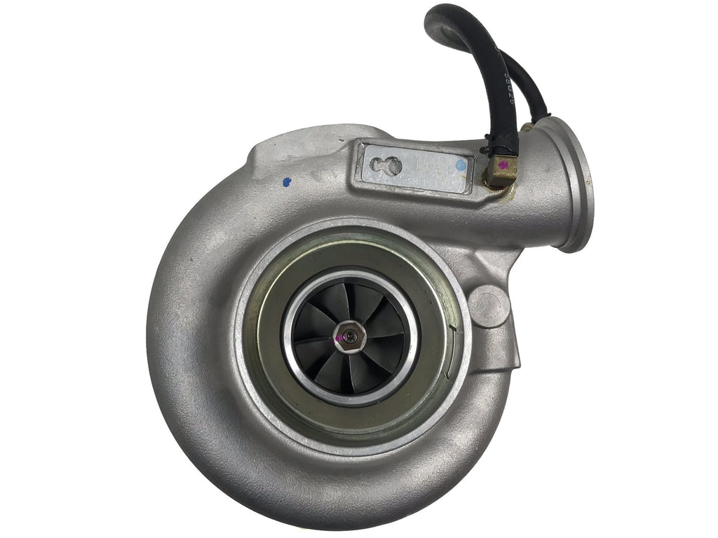 3534919 (3802678) Rebuilt Holset HX35W Cummins Dodge Turbocharger Fits 6BTA Engine - Goldfarb & Associates Inc