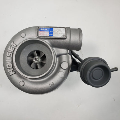 3537562 (6732-81-8900) Holset Cummins Komatsu HX30W Turbocharger Rebuilt - Goldfarb & Associates Inc