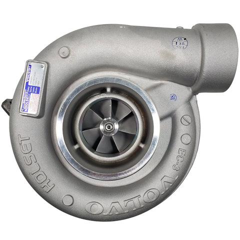 New Holset HX55 Turbocharger Fit Volvo D12C FH12 / FM12 Truck Diesel Engine 3591077 (3165219) - Goldfarb & Associates Inc