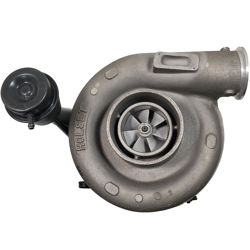 3592775 (3800858) Rebuilt Holset HX55W Turbocharger Fits Cummins CECO ISM Diesel Engine - Goldfarb & Associates Inc