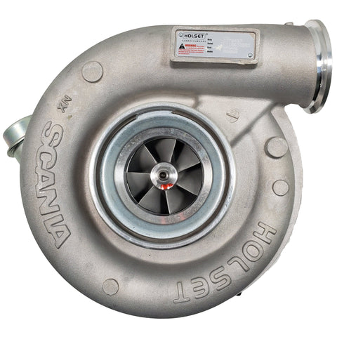 3770457 (1869484) New Holset HE500WG Turbocharger Fits Scania DC09 Diesel Engine - Goldfarb & Associates Inc