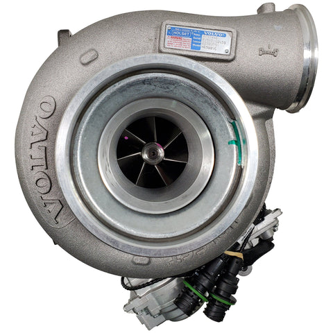 3791446 (22303591) New Holset HE500VG Turbocharger Fits Volvo MD16 VCE Construction Engine - Goldfarb & Associates Inc