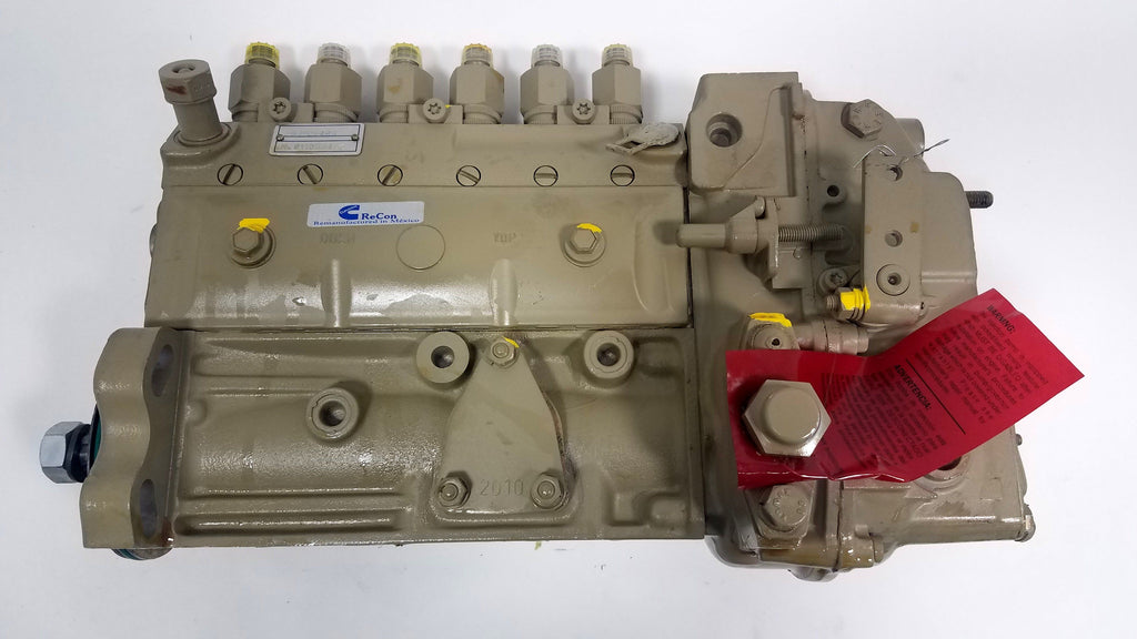 3921094 Rebuilt Recon A Injection Pump fits Cummins Engine