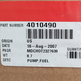 4010490 (MDCHOT2327630) New Scania Fuel Injection Pump