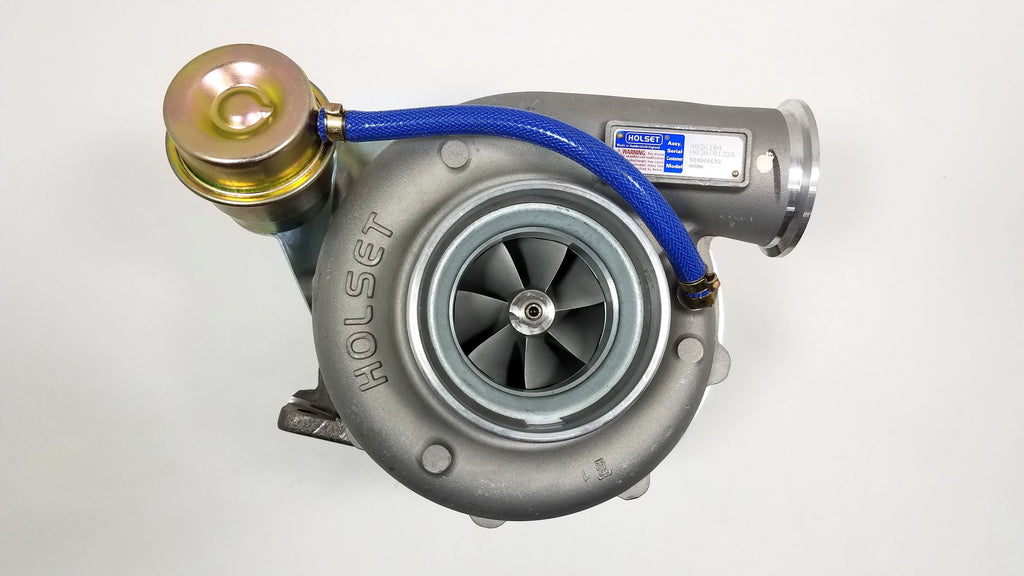 4036104 (504066692) New Holset HX50W Turbocharger fits Iveco Engine - Goldfarb & Associates Inc