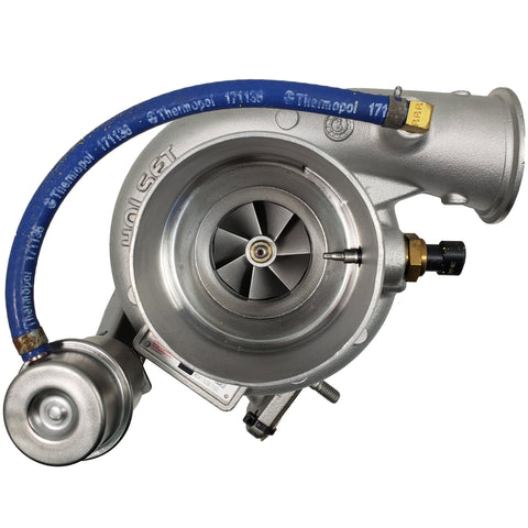 4039051R (4089887) Holset Cummins HY35W Echo Turbocharger Rebuilt - Goldfarb & Associates Inc