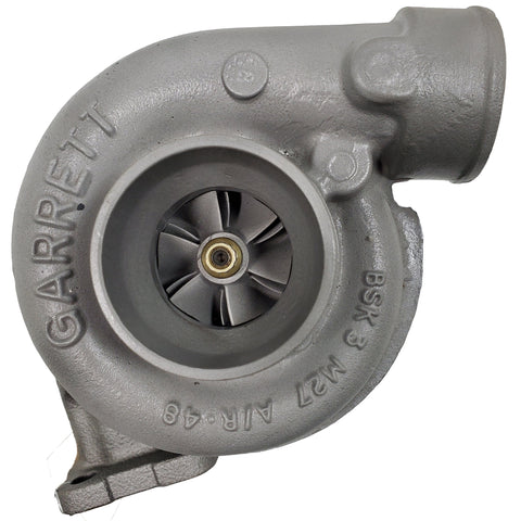 465153-0003 (F0NN6K682BA) Rebuilt Garrett T250-01 Turbocharger Ford New Holland Tractor - Goldfarb & Associates Inc