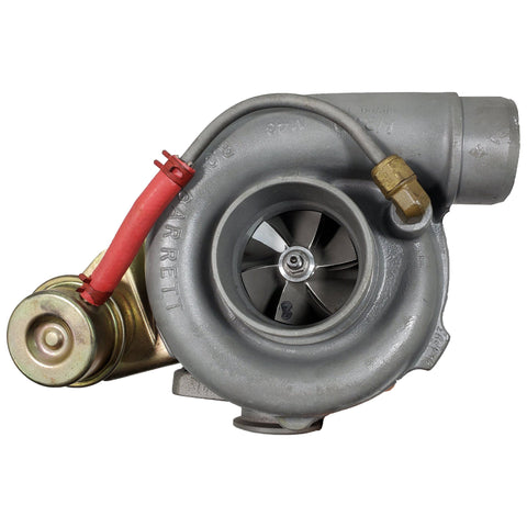 466533-0001 (1819744C91) Rebuilt Garrett TC4305 Turbocharger 1992-94 6.9L Ford Navistar - Goldfarb & Associates Inc