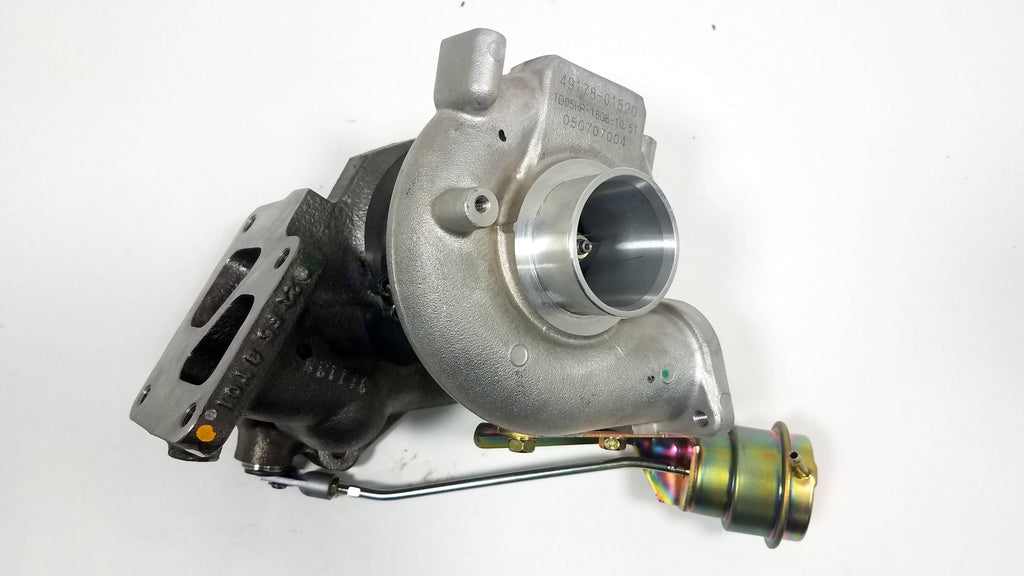 49178-01520 (MR431438) New Mitsubishi TD05HR Turbocharger fits Lancer Evo 5 GSR 4G63N Engine - Goldfarb & Associates Inc