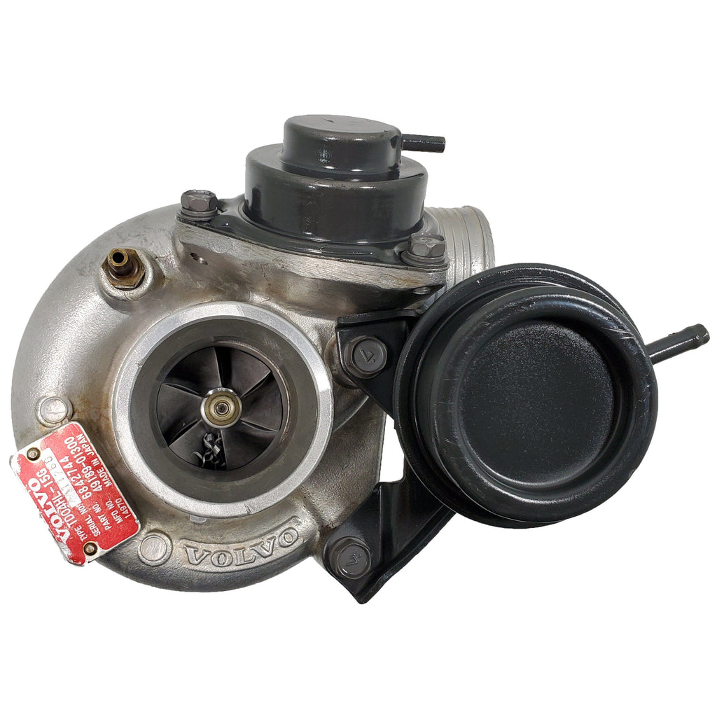 49189-01300 (6842744) Rebuilt Mitsubishi TD04HL Turbocharger - Fits 1991-05 Volvo Engine - Goldfarb & Associates Inc