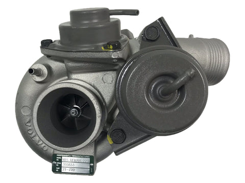 49377-06202 (36002369) Rebuilt Mitsubishi TD04L Turbocharger Fits Volvo B5254T2 Engine - Goldfarb & Associates Inc