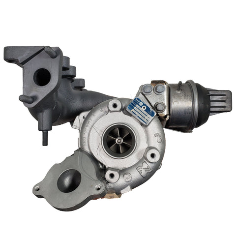 5303-988-0130 (03L253019N) Rebuilt BorgWarner BV43 Turbocharger Fits VW Audi 2.0L Engine - Goldfarb & Associates Inc